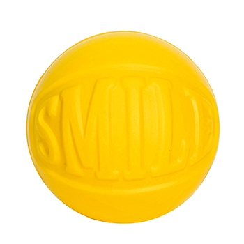 SQUEEZIES® statement ball SMILE