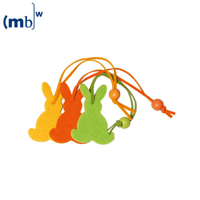 felt hanger rabbit