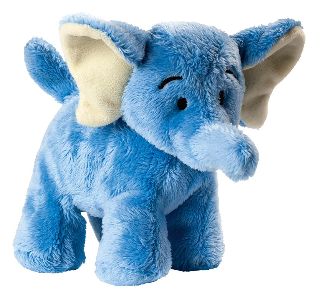 plush elephant Hannes
