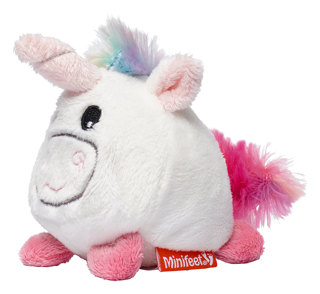 Schmoozies® unicorn, white